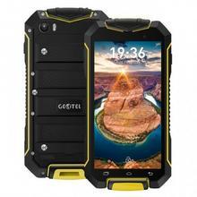 Geotel A1 8GB Dual Sim Czarno-żółty