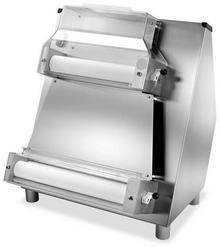 GGF Wałkownica do ciasta na pizze   śr. 26/40cm   370W   230V   490x510x(H)640mm 0N/TA