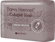 Barwa Mydło w kostce Drewno cedrowe - Harmony Soap Mydło w kostce Drewno cedrowe - Harmony Soap