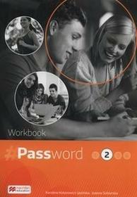 Macmillan Język angielski Password 2 LO ćwiczenia    - Kotorowicz-Jasińska Karolina