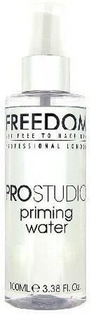 Freedom PRO STUDIO PRIMING WATER - Baza pod makijaż w sprayu 100ml 776169