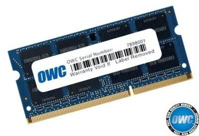 OWC SO-DIMM DDR38GB 1867MHz CL11 Low Voltage Apple Qualified