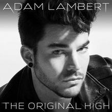 The Original High CD Adam Lambert