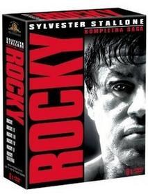 MGM Home Entertainment Kolekcja: Rocky. Części 1-6