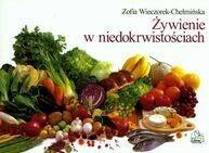 Wydawnictwo Lekarskie PZWL Żywienie w niedokrwistościach - Zofia Wieczorek-Chełmińska