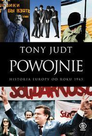 Rebis Powojnie. Historia Europy od roku 1945 - Tony Judt