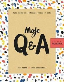 Otwarte Moje Q & A. 3-letni dziennik - Betsy Franco