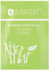 ERBORIAN Bamboo Shot Mask Maseczka nawilżająca