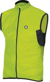 Etape kamizelka kolarska męska Mistral fluorescent yellow XL