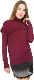 Vero Moda Amador Sweater Czerwony S (190134)