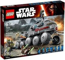 LEGO Star Wars Turboczołg klonów 75151