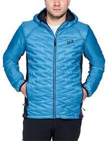 Jack Wolfskin męska kurtka chroniąca przed ICY Tundra Men odporny na warunki atmosferyczne, niebieski, M 1202761-1651003