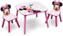 Delta Delta Myszka Minnie Stolik z krzesełkami dla dziec TT89436MN