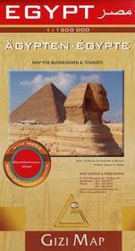 Egypt, 1:1 300 000 GiziMap