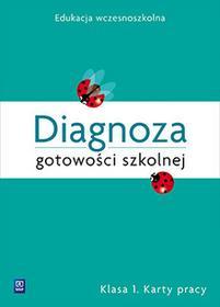 Diagnoza gotowości szkolnej kl.1 karty pracy / Edukacja wczesnoszkolna - DANUTA GRABOWSKA