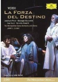 The Metropolitan Opera Orchestra Verdi La Forza Del Destino DVD)