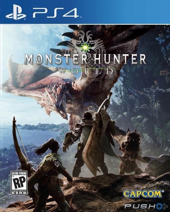 Monster Hunter World Edycja Kolekcjonerska PS4