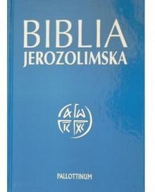zbiorowa Biblia Jerozolimska