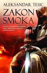 Prószyński Tesic Aleksandar Zakon smoka