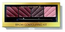 Max Factor Brow Contouring Kit poczwórne cienie do brwi 49392-uniw