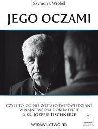 M Wydawnictwo Jego oczami + DVD - Szymon Wróbel