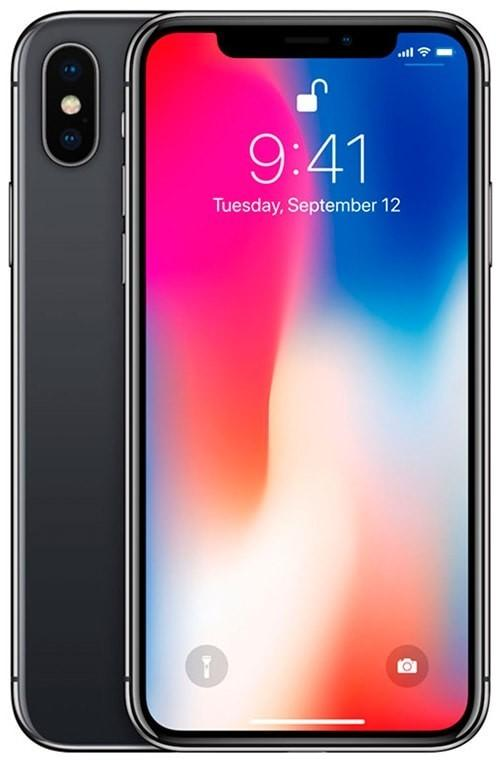 Apple iPhone X 64GB Gwiezdna Szarość