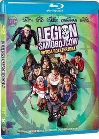 Galapagos Legion Samobójców (2 Blu-ray) Joel Kinnaman
