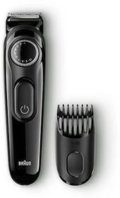 Braun BT3022, bezprzewodowa golarka do brody, kolor czarny
