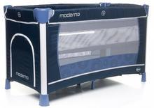4Baby łóżeczko podróżne Moderno niebieski