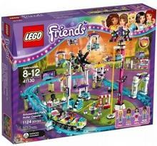 LEGO Kolejka górska w parku rozrywki 41130