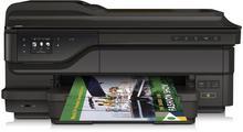 HP Officejet 7612 (G1X85A) drukarka A3, urządzenie wielofunkcyjne (Drukarka, Skaner A4 , Ksero, Fax, 4800 x 1200 dpi, USB, WLAN, LAN, Airprint, Cloud print) czarna