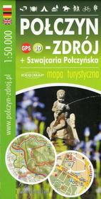 Połczyn-Zdrój, Szwajcaria Połczyńska, 1:50 000 Eko Map
