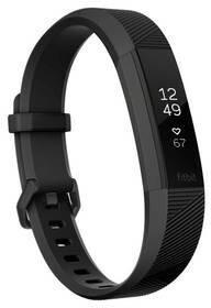 Fitbit Alta HR S Black Gunmetal