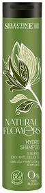 Selective Natural Flowers, roślinny szampon nawilżający, 250 ml