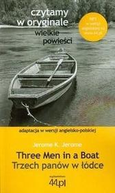 44.pl Trzech panów w łódce - Jerome K. Jerome
