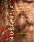Przewodniki  Australia czerwony kontynent - Wiesława Regel