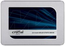 MX500 wewnętrzny dysk SSD (3D NAND, SATA, 2,5 cala) 1 TB