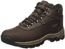 Hi-Tec Altitude Base Camp Waterproof, dla mężczyzn i trekkingowym buty trekkingowe - brązowy - 44 EU B013GU2I46