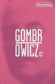 Wydawnictwo Literackie Dramaty - Witold Gombrowicz