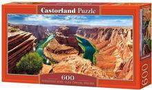 Castorland Puzzle 600 elementów Horseshoe Bend Glen Canyon