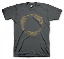 Gaya Entertainment The Elder Scrolls Online T-Shirt oruboros -  xx-large B00JD0EBVW