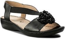 Caprice Sandały 9-28105-20 Black Nappa 022