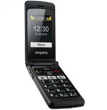 Emporia FLIP BASIC F220 Czarny