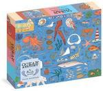 STOREY PUB Ocean Anatomy: The Puzzle (500 Pieces)