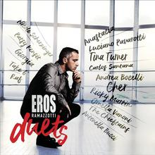 Ramazzotti Eros, Various Artists Duets CD Ramazzotti Eros Various Artists