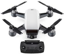 DJI Spark Alpine White Version + Remote Controller