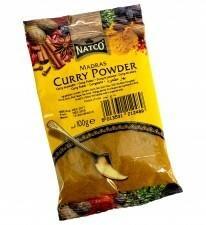 Natco Curry Proszek (Curry Powder) 100 gram P054