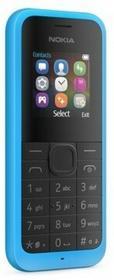 Nokia 105 Dual Sim Niebieski