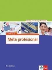 LektorKlett Eva Diaz Gutierrez Meta profesional A1-A2 Nauczyciel