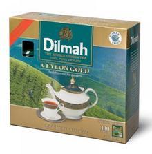 Dilmah Herbata CEYLON GOLD 100szt X03627 NB-3103